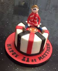 manchester united football cake cake ideas tutorials and