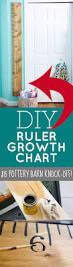 growth chart home depot black friday tutorial giant ruler growth chart growth charts craft and babies