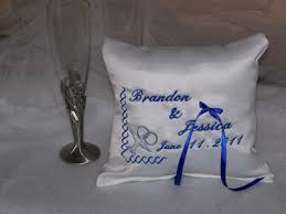 wedding pillows personalized wedding pillows