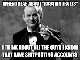 White Russian Meme - bill murray well played sir memes imgflip