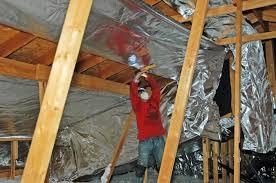radiant barrier foil attic insulation houston ultimate radiant