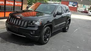 jeep grand cherokee all black 2012 jeep grand cherokee altitude jeep garage jeep forum