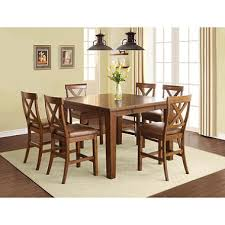 Kayden Piece Counter Height Dining Set Sams Club - 7 piece dining room set counter height