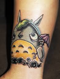 totoro tattoo artists org