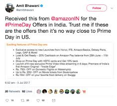 amazon 8 days to black friday india u0027s first amazon prime day worth the hype the hindu