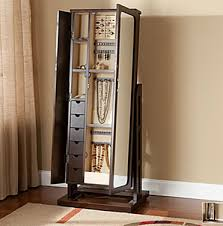 floor length mirror cabinet oh me my standing mirror jewelry armoire products i love pertaining