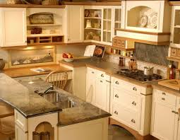 rustic kitchen design gallery triangle kitchen