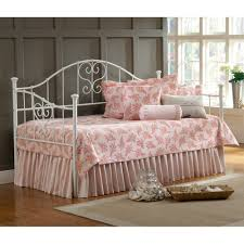 Single Metal Day Bed Frame Bedroom Fantastic Small Bedroom Decoration Using White