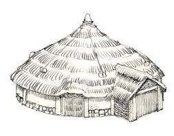 sketches 20mm ancient buildings