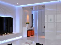 spectacular modern led tv wall living room williams island