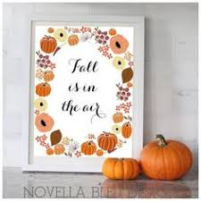 free fall printable fall in love craft holidays and free