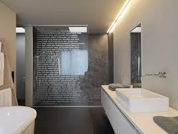 Modern Bathroom Interior Design Interior Modern With Glass Design House Szelpal Modern Bathroom