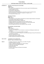 resume format exles documentation of android tester engineer resume sles velvet jobs