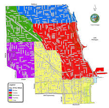 Chicago City Map by City Of Chicago City Of Chicago To Implement Third Phase Of
