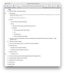 omnioutliner for mac and ios reviewed u2013 words on the word