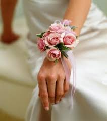 wedding wrist corsage pink wrist corsage wedding corsages by brideinbloomweddings
