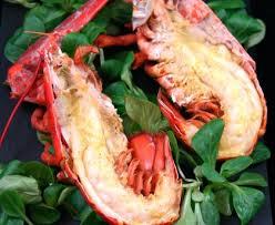 homard grillé aux épices fines o recette de homard grillé aux