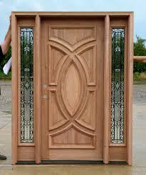 Designer Door by Teak Doors Design U0026 Simple Teak Veneer Wood Flush Door Designs