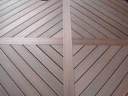 composite decking in diamond shape pattern decks pinterest
