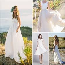 informal wedding dresses simple informal wedding dresses wedding corners