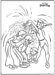 42 peter pan coloring pages images peter pans