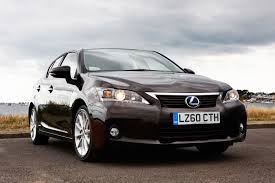 lexus bristol second hand lexus ct hatchback 2011 buying and selling parkers