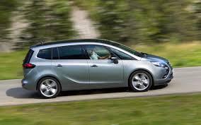 opel minivan opel zafira tourer first drive motor trend