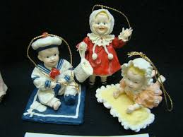 lot of 13 ashton yolanda bello baby doll ornaments