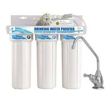 Kitchen Sink Water Purifier by Under Sink Water Filters Water Filtration Systems The Home Depot