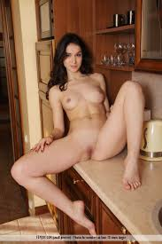 eileen nude in watch me at femjoy hunter eileen gets kinky in the kitchen as she flaunts her naked body