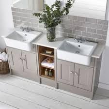 fitted bathroom ideas burford pebble grey fitted bathroom furniture roper