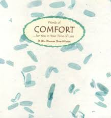 Comfort Funeral Home Blue Mountain Arts Words Of Comfort For You In Gift Shop