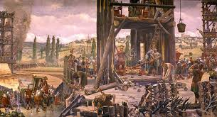 siege bce 16 the siege of alesia september 52 bce great