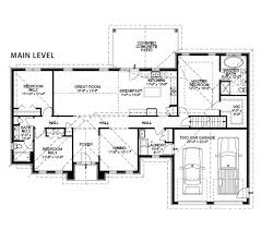 custom floor plan the benjamin shuster custom homes floor plans