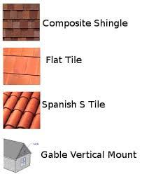 Tile Roof Types Eenss