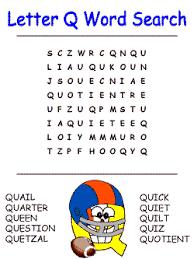dltk u0027s letter q crafts for kids
