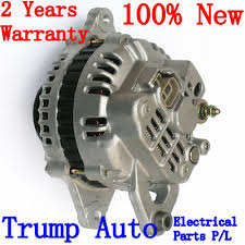 alternator fit mitsubishi pajero nd ne nf ng nh engine 4g54 2 6l