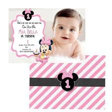 baby first birthday party invitations registaz com