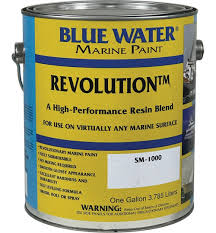 gallon by blue water marine paint