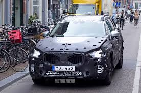 new volvo truck 2017 spied next gen volvo xc60 caught testing in amsterdam