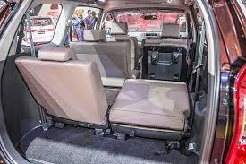 New Avanza Interior This Is How The New Toyota Avanza Looks Now Top Gear Ph