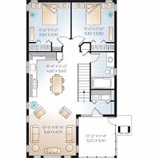 traditional style house plan 2 beds 1 5 baths 1080 sq ft plan