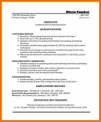 Resume Objective Customer Service Examples Restaurant Resume Objectives Resume Objectives Examples Resume