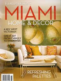 Miami Home Design Magazine by Press Lisa Kanning Design