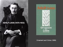 loos ornament and crime essay