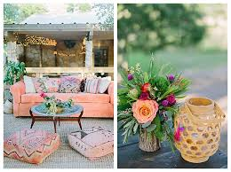 tropical wedding theme bright and tropical wedding inspiration inc