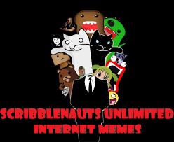 Scribblenauts Memes - scribblenauts unlimited internet memes youtube