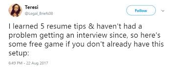 Best Resume Advice Wow Is This The Best Cv Advice Ever Twitter User Dishes Out For