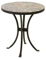Small Metal Patio Side Tables Round Metal Patio Side Table Outdoor Decoration Furniture Small