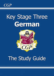 key stage 3 german the study guide amazon co uk cgp books